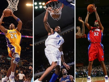 Ranking NBA's Top 10 Shooting Guards of the 2000s