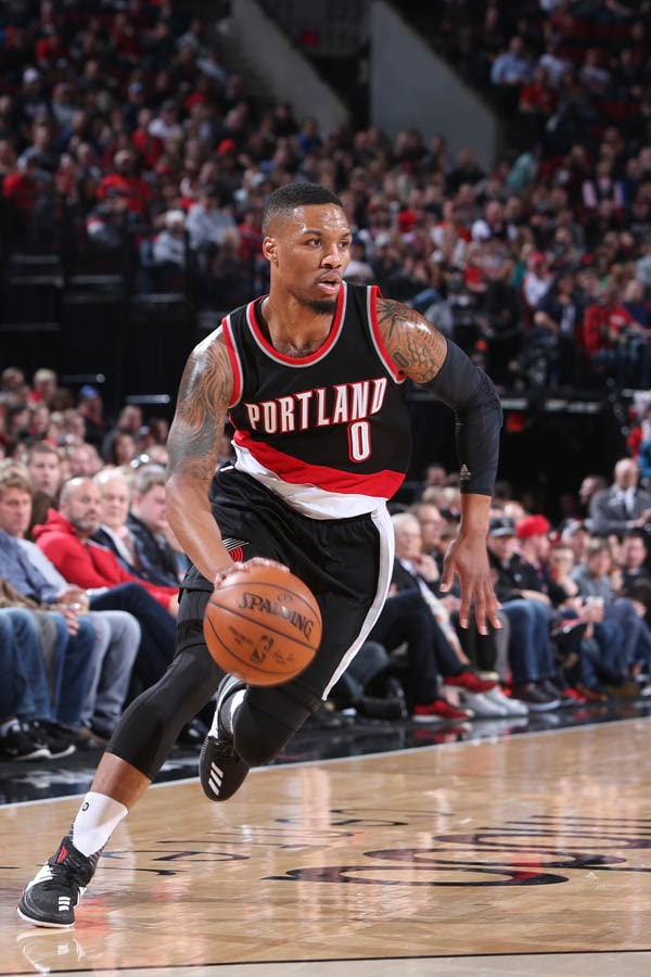 c5c4628817f4b  8 Damian Lillard Lillard was just one of several point guards this season  with career