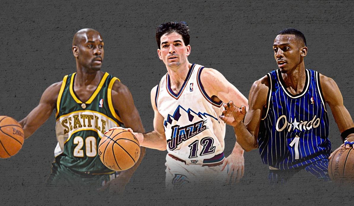 Ranking NBA's Best Point Guards of the 90s | Orlando Magic