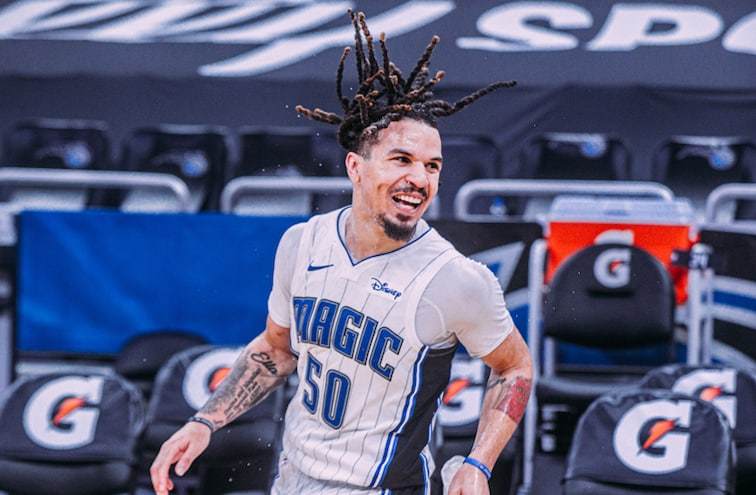 Cole Anthony Did Something Only Two Other NBA Rookies Since 1996 Have Done