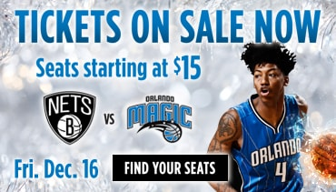 Tickets On Sale Now- Clippers vs. Magic- Dec. 14 at 7:00pm - Great Seats Starting at $45