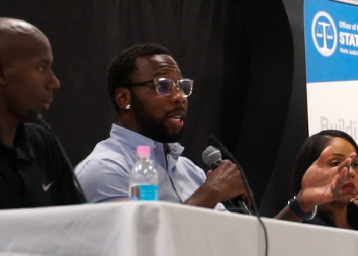 Several Sports Stars Team Up to Host Open Forum on Important Issue