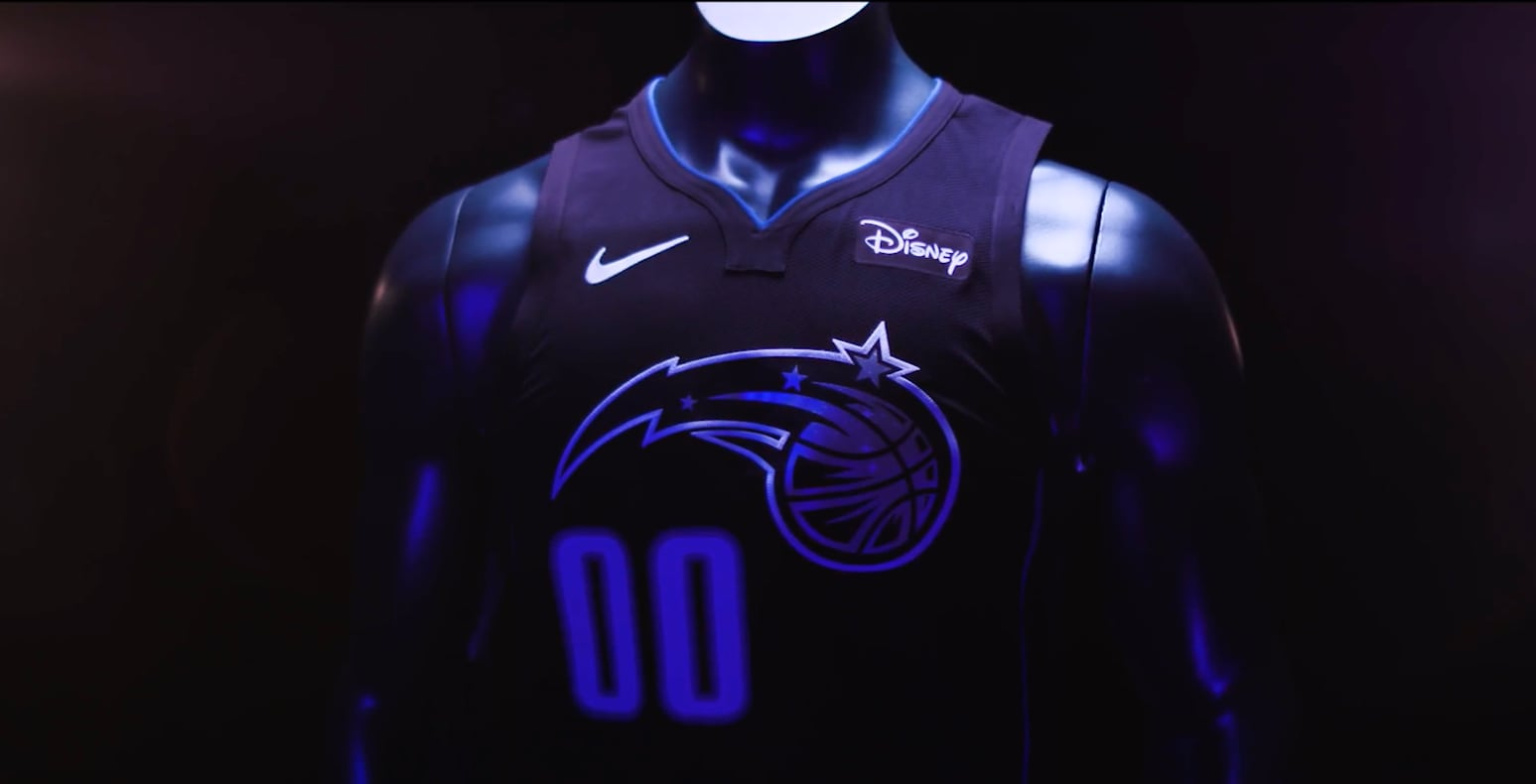 All New Nike Jerseys | Orlando Magic