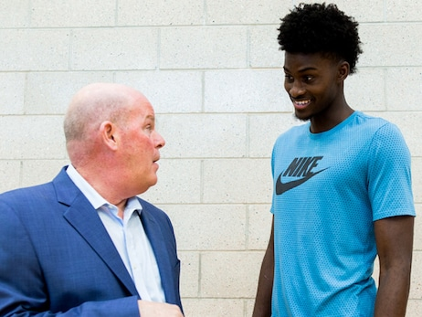 Steve Clifford Introductory Photos