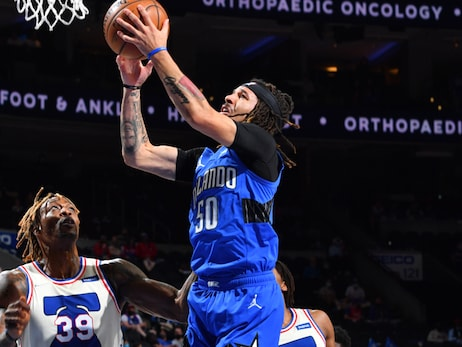 Cole Anthony Scores 37 in Magic's Season Finale