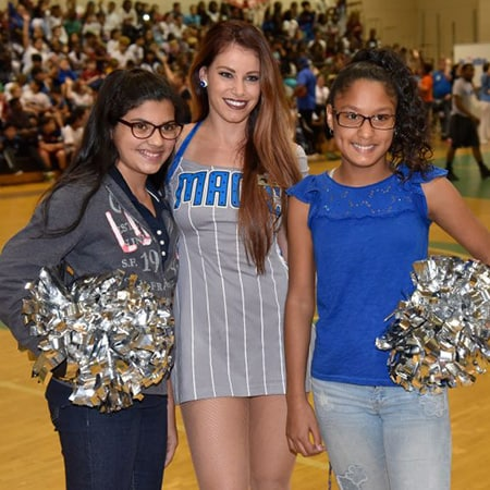 orlando magic dancers
