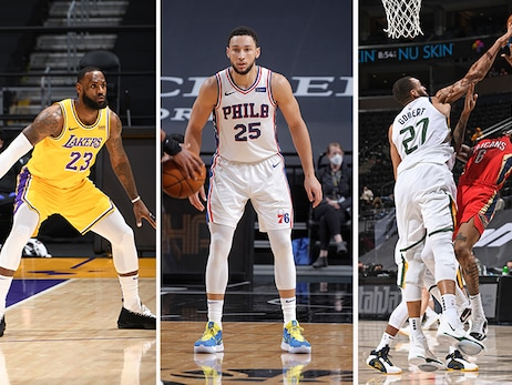 Ranking NBA's Top 10 Defenders Through First Half of 2020-21