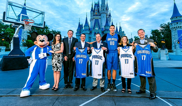Magic Disney Expanded Partnership Exciting for Both Brands