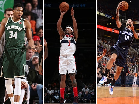 Evaluating 2020 NBA Eastern Conference All-Star Candidates