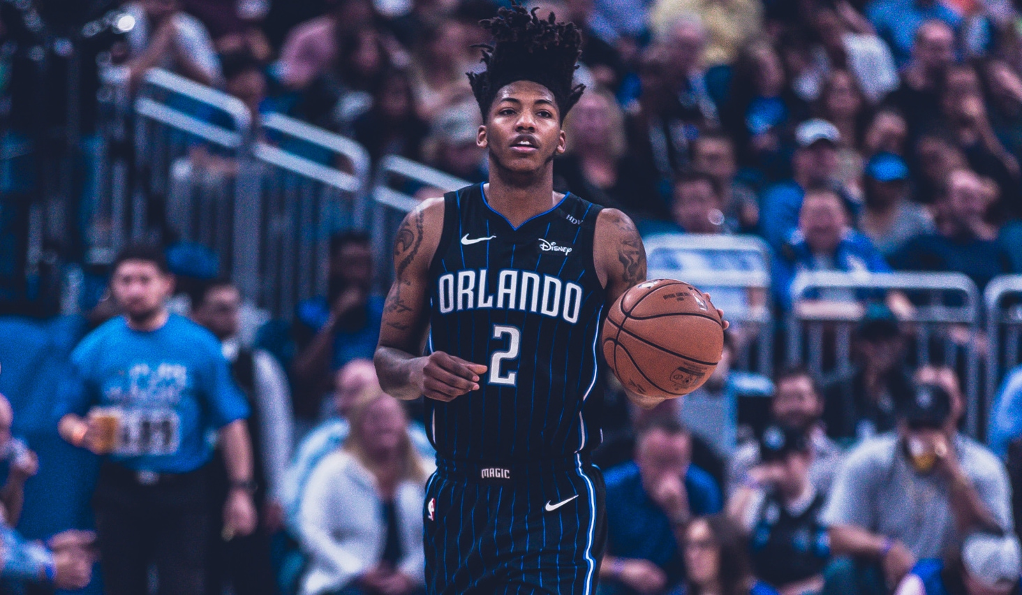 Magic Trade Elfrid Payton To Suns For 2018 Second Round