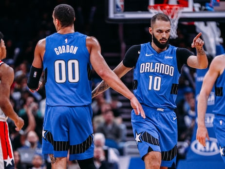 Magic Had NBA's Fourth Best Offensive Rating During Five-Game Home Stand