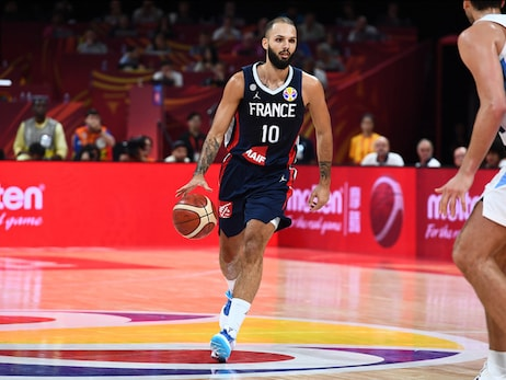 Fournier, France Fall to Argentina in World Cup Semifinals