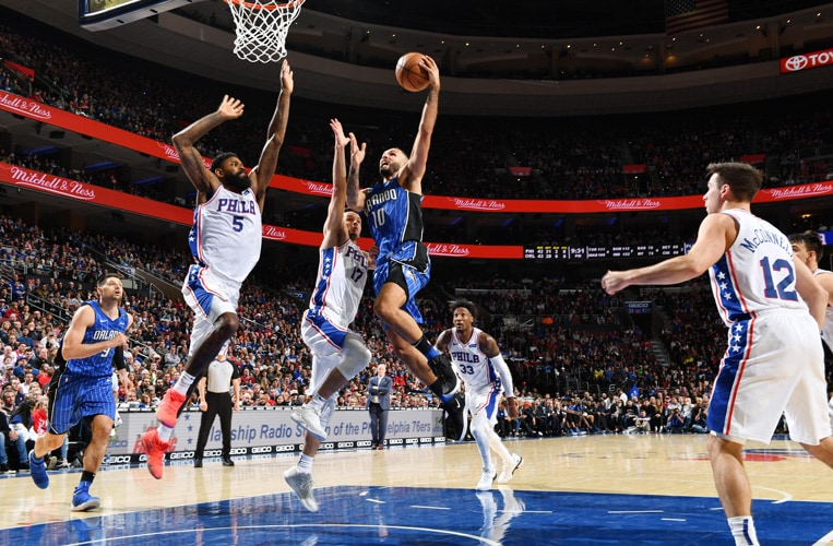Magic Lose Heartbreaker to 76ers