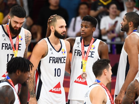 Fournier Happy NBA Game Was Played in France
