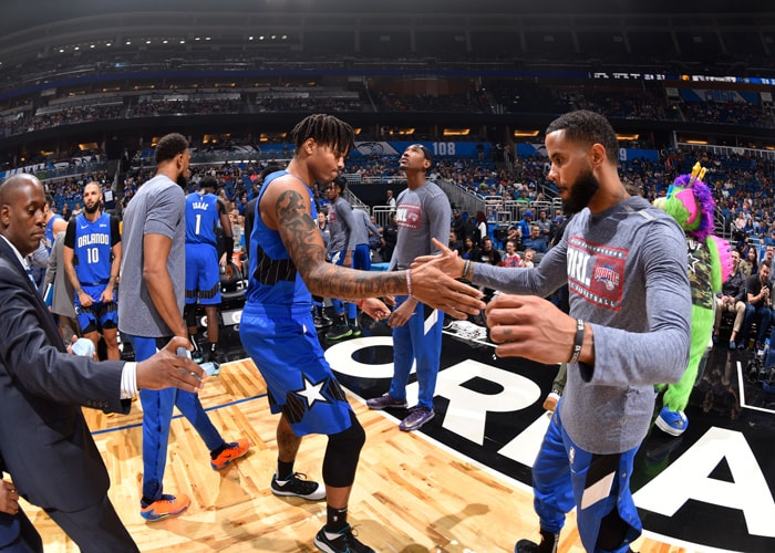 Winning Was Only Thing on Fultz's Mind Ahead of Sixers Game