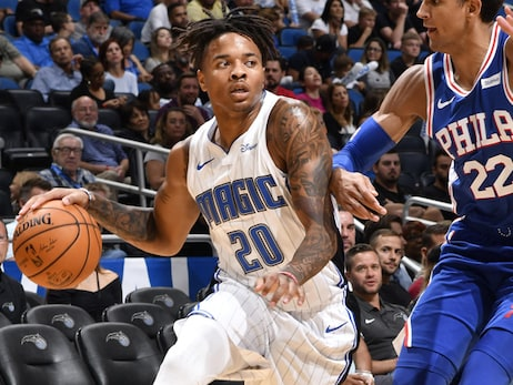 Fultz Solid in First Game Against Former Team