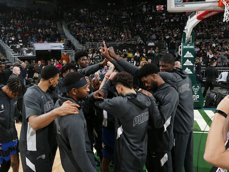 Photos of the Night: Magic vs. Bucks