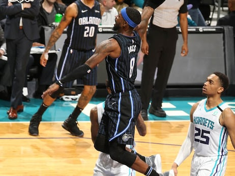 Photos of the Night: Magic vs. Hornets