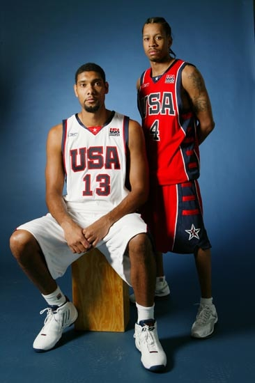 a00cb72a3d86 Ranking Best USA Olympic Basketball Teams Since 1992