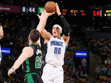 5 Most Interesting Aaron Gordon Stats Last Season
