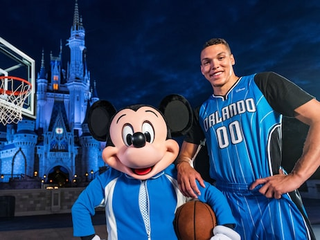 Orlando Magic and Disney Honored by Hashtag Sports for Jersey Sponsorship Activation of the Year