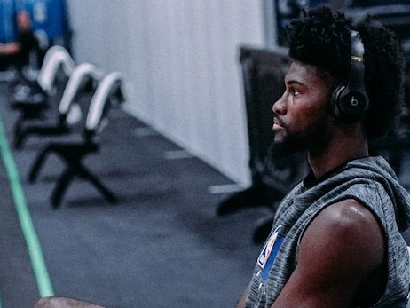 Weltman Confident Jonathan Isaac's Positive Attitude and Strong Work Ethic Will Help Him Get Through Latest Setback