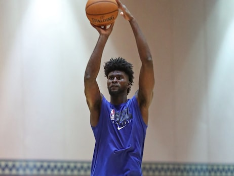 Jonathan Isaac Taking It Day By Day