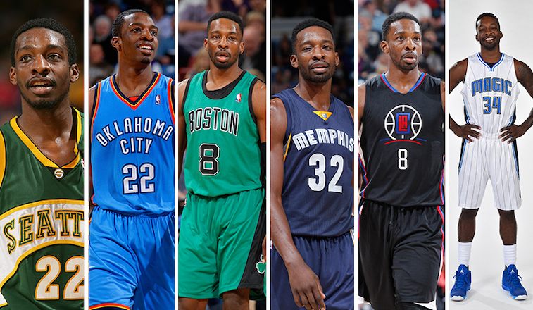 Jeff Green Knows What It Takes to Learn New Teammates, New System, New  Culture | Orlando Magic