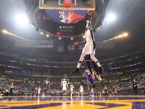 Wednesday's Win Over Lakers Featured Several 'Stars of the Night'