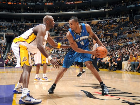 Ranking Rashard Lewis' Top 10 Games With Magic