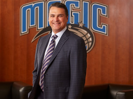 "Orlando Magic CEO Alex Martins Named to Florida Trend Magazine's ""Florida 500"""