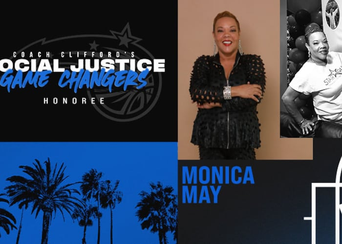 Social Justice Game Changer: Monica May