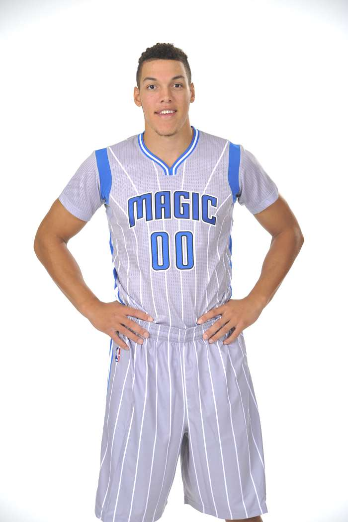 70e4ca46519 Aaron Gordon is the fifth Magic player to wear  00 Others  Anthony Cook (