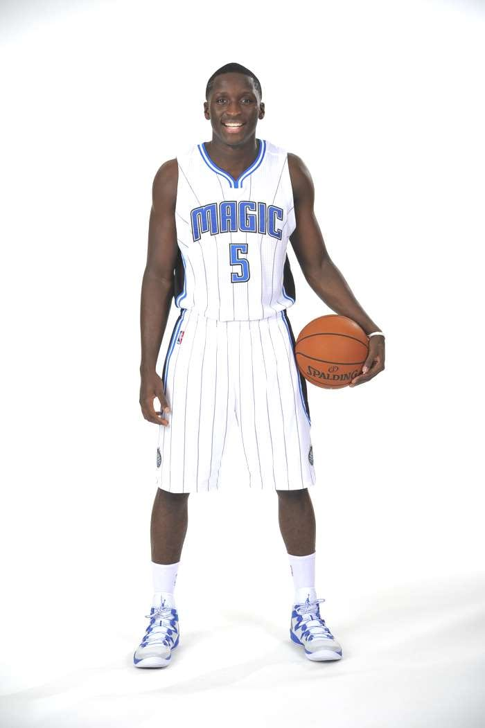 e46241790 Victor Oladipo is the 11th Magic player to wear  5 Others  Stephen Thompson  (