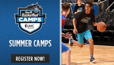 Orlando Magic Youth Basketball Camps | Register Now!