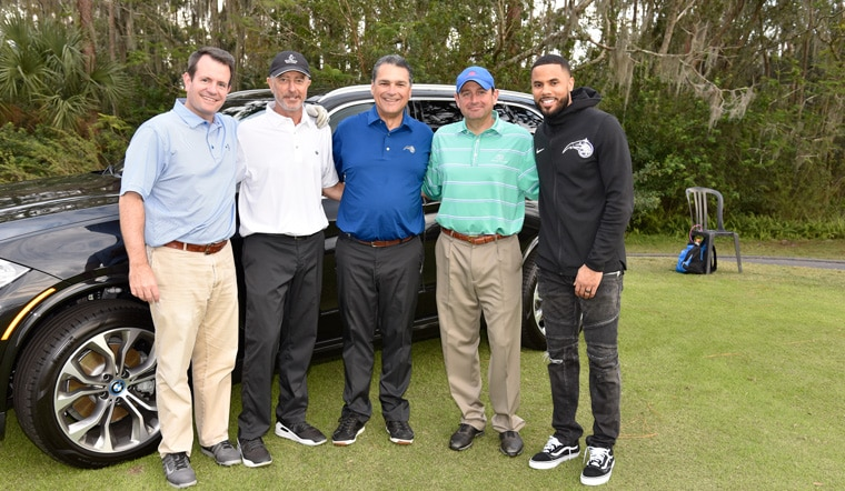 Magic Raise More Than $215K at OMYF's Charity Golf Tournament | Orlando Magic