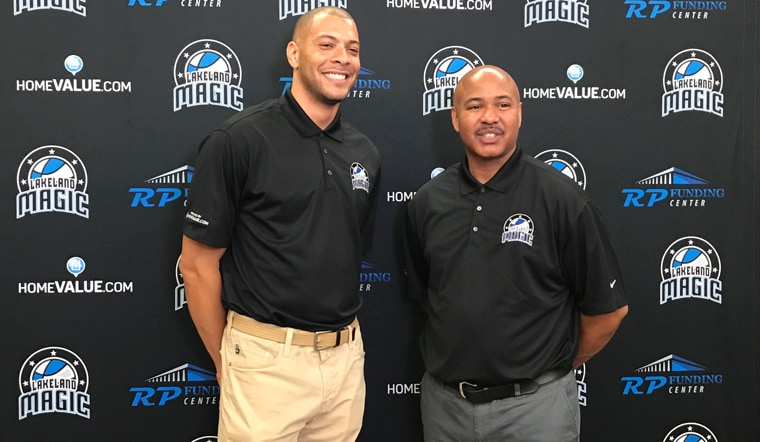 Anthony Parker Excited About New Challenge