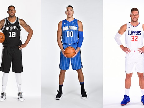 NBA Stars Then and Now: Power Forwards