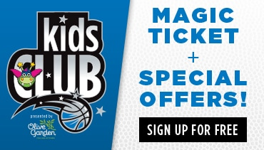 Orlando Magic Kids Club - Sign Up For Free
