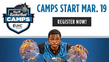 Orlando Magic Youth Basketball Camps Start March 19!