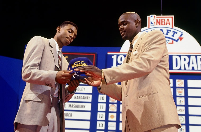 Penny Hardaway and Chris Webber