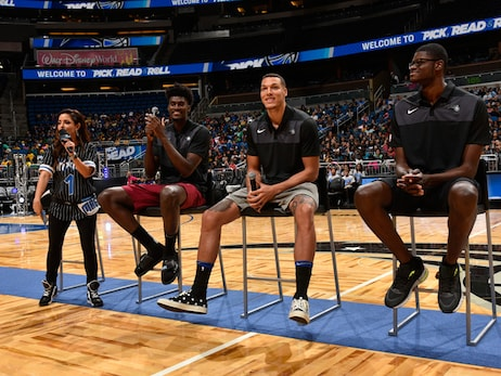 Kids Have Blast at Amway Center While Learning Valuable Lesson