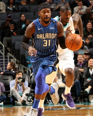 95e89da2335 Magic s Top Performers vs. Hornets  Terrence Ross