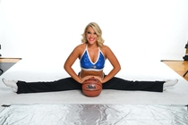 2013-14 Magic Dancers: Devin - 1