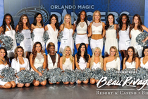 Full 2013-14 Orlando Magic Dance Team