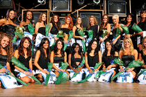 2009-10 Orlando Magic Dancers