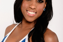 2011-12 Orlando Magic Dancers: Priya