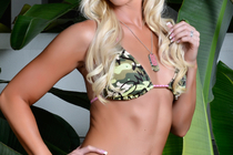 2011-12 Orlando Magic Dancers Swimwear Portraits