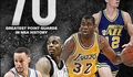 Ranking 70 Greatest Point Guards in NBA History