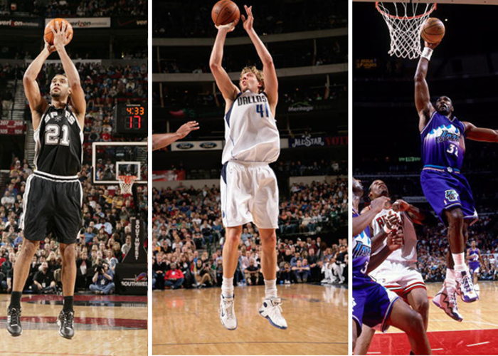 Ranking Top 10 Power Forwards in NBA History | Orlando Magic